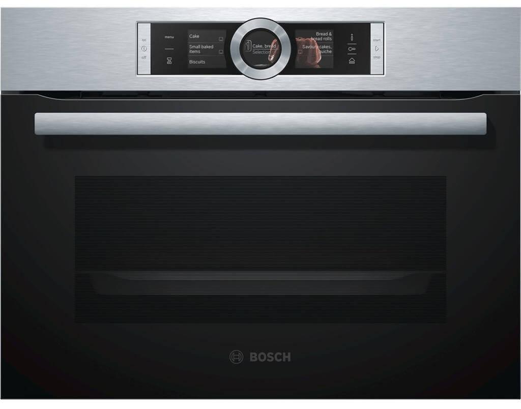 Lò nướng kèm hấp Bosch CSG656RS1