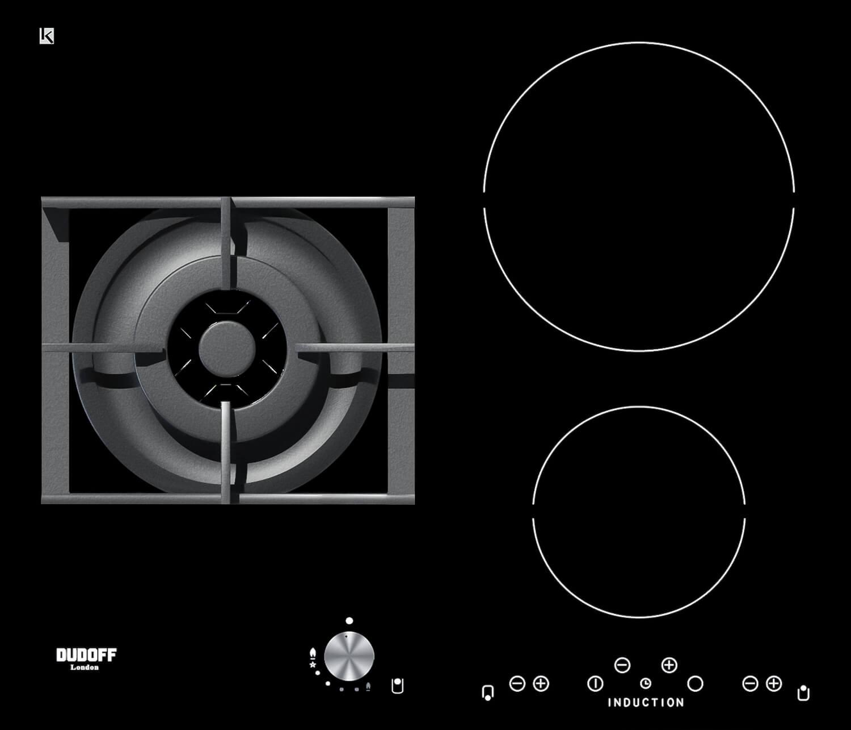 Bếp kết hợp Dudoff London Grani Z0102