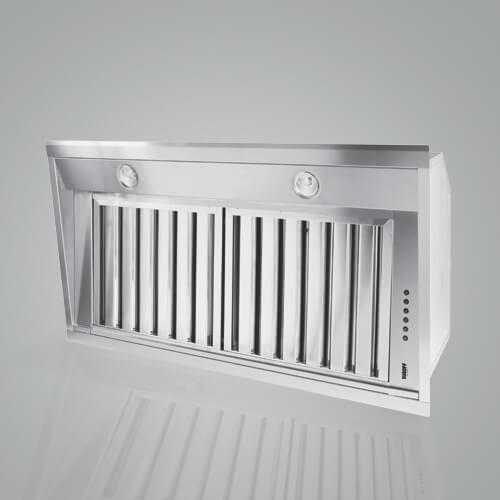Máy hút mùi âm tủ Dudoff Aura S90